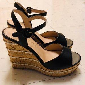 fa8f7fbf70401 Kurt Geiger London Ally Wedge Sandals